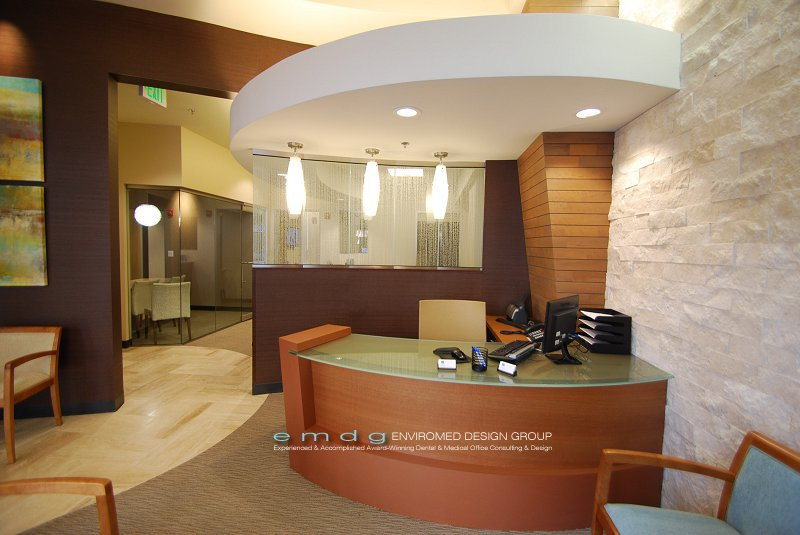 enviromed_design_group_dental_office_medical_office_front_desk